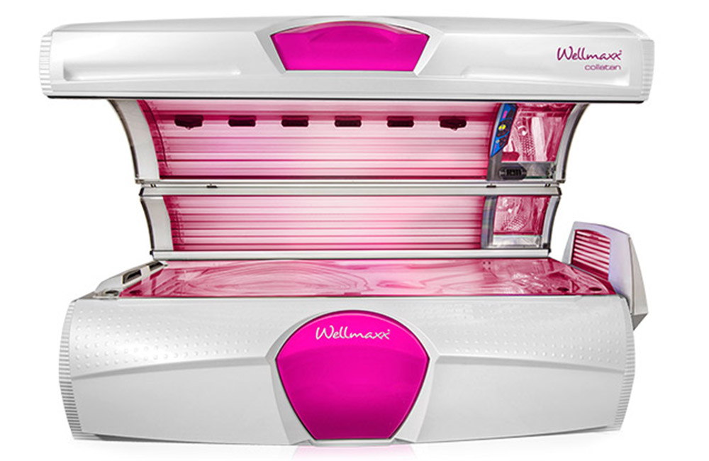 Solarium Collagen Wellmaxx Collatan